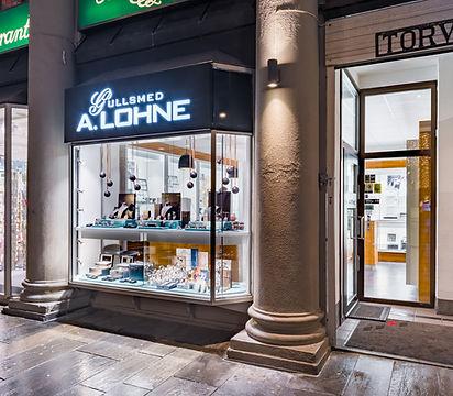 Ute Fasade A Lohne Foto: Kari Lohne Knutsen
