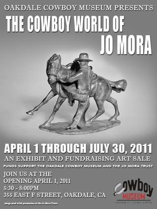 The Cowboy World of Jo Mora