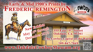 Early & Mid 1900's Prints by Frederic Remington