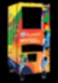 Latin Vending Machine