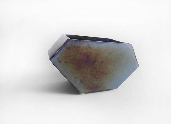šešiakampis vazonas #4