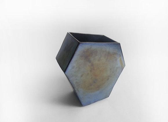 šešiakampis vazonas #3