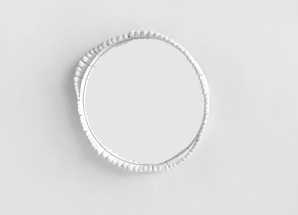 veidrodis karoliukai