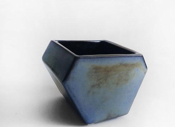 šešiakampis vazonas #1