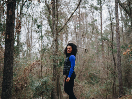 Black, Bold, and Hiking  | Lifestyle Session