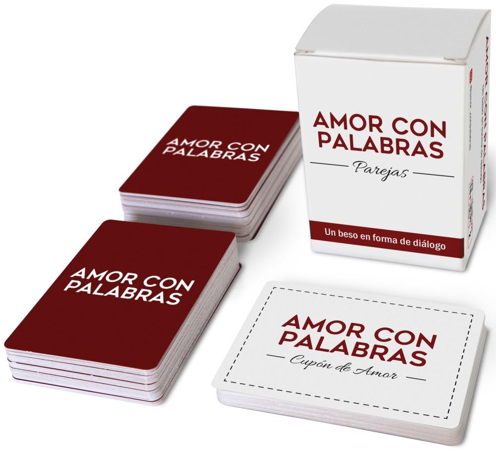Amor Con Palabras back