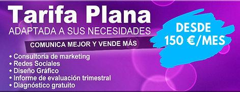 tarifa, plana, marketing, comunicación, publicidad, diseño, cádiz