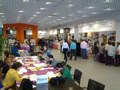 Nuevo éxito de participación en la segunda edición de Manos con Arte