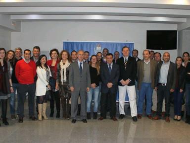 Imagen y Comunicación Menesteo se integra en el  clúster de la Economía Azul 'Mar de Cádiz'