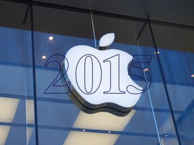 ¿Qué traerá Apple en 2015?