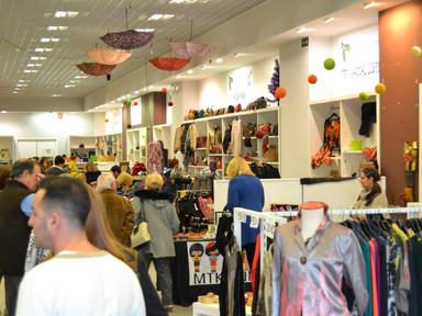Clausurado el market Fashion & Christmas puesto en marcha por Comunicación Menesteo y Bahía Mar