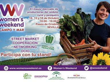 Sevilla acogerá el Women's Weekend Campo y Mar