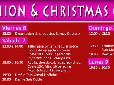 Comunicación Menesteo colabora en la organización de Fashion&Christmas