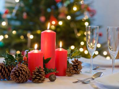 Comunica en tu cena de Navidad