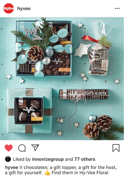 Hy-Vee Give the Gift of Chocolate
