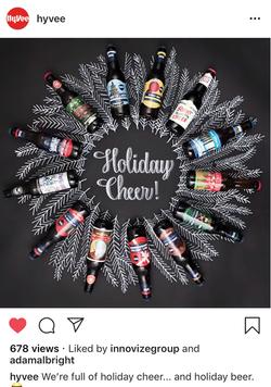 Hy-Vee Holiday Cheer