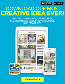 Lowe's Creative Ideas Digital