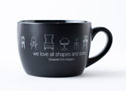Elizabeth Erin Designs Mug