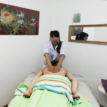 Massage Ayurvedique « points de Marmas»