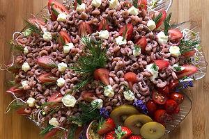 Koud buffet, levering aan huis, verzorging catering, verzorging feest, Bouwel, Grobbendonk, Vorselaar, Pulle, Nijlen, Herenthout, Herentals