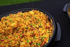Paella mixta, paella vege, paella royal, verzorging paella aan huis, catering, verzogen catering, Bouwel, Grobbendonk, Nijlen, Pulle, Vorselaar, Herenthout, Herentals, Bevel, Kessel, Lier
