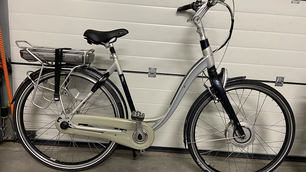 Sparta ION RX+, 53cm, 360Wh accu, lage instap, fijne fiets!