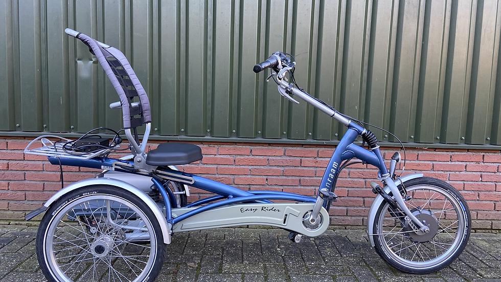 Elektrische Van Raam Easy Rider. 400Wh accu en opstarthulp.