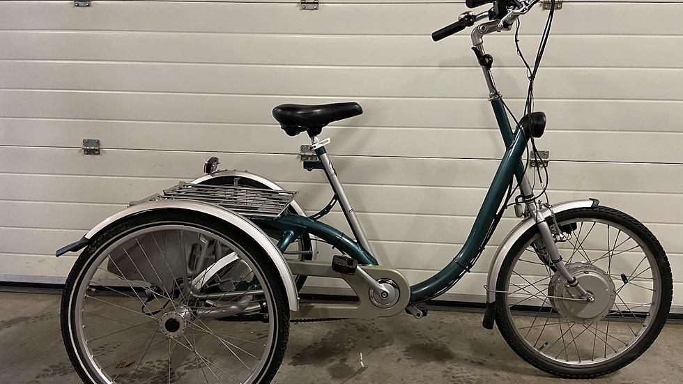 Van Raam Maxi, elektrische driewieler, accu's 2020 vervangen