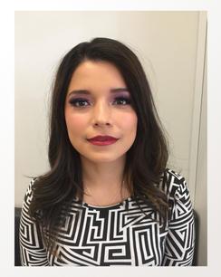 Beautiful makeup with Paola Corichi