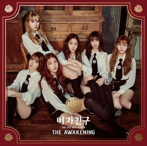 GFriend: 여자친구 The 4th Mini Album 'THE AWAKENING'