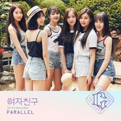 GFriend: 여자친구 The 5th Mini Album 'PARALLEL'