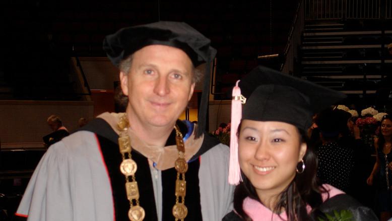 Graduating Berklee College of Music