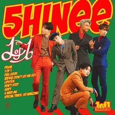 SHINee: 1 of 1 - The 5th Album