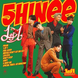 SHINee: 1 of 1 - The 5th Album