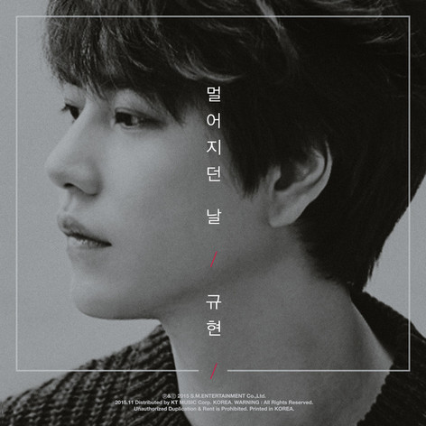 Kyu Hyun: 멀어지던 날 (The Day We Felt The Distance)