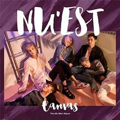 Nu'est: The 5th Mini Album 'CANVAS'