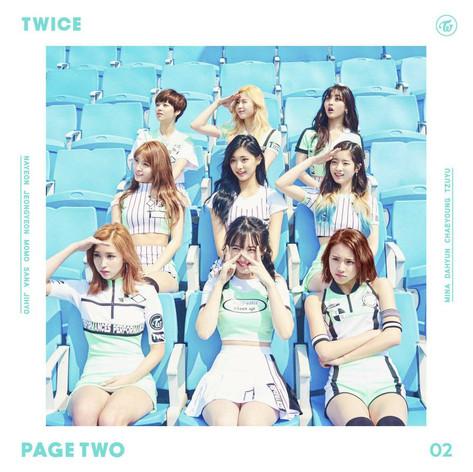 TWICE: Page Two - 2nd Mini Album