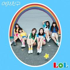 GFriend: 여자친구 The 1st Album 'LOL'