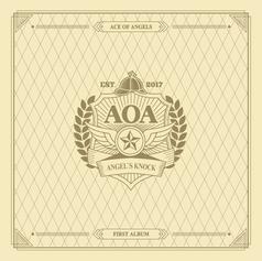 AOA: 1st Album ANGEL'S KNOCK