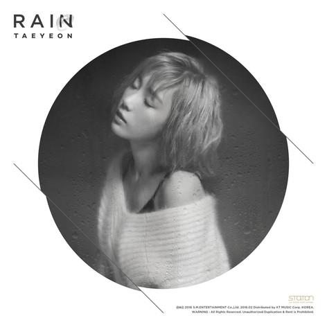 Taeyeon: Rain - Single
