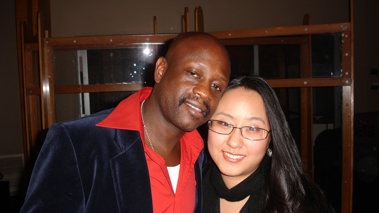 "With Producer Jerry ""Wonda"" Duplessis"