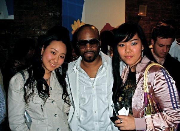 With Producer Teddy Riley