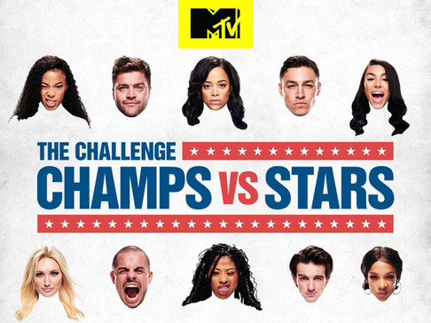 The Challenge Champs vs Stars