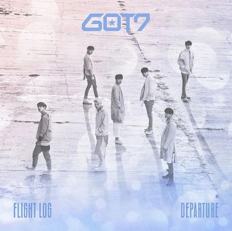 GOT7: Flight Log: Departure - 5th Mini Album