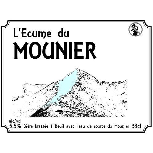 Bière L'écume du Mounier