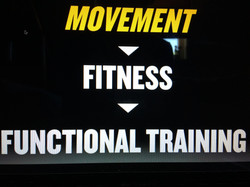 Movement/Fitness/Functional Training