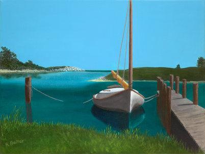 Harthaven Cat Boat