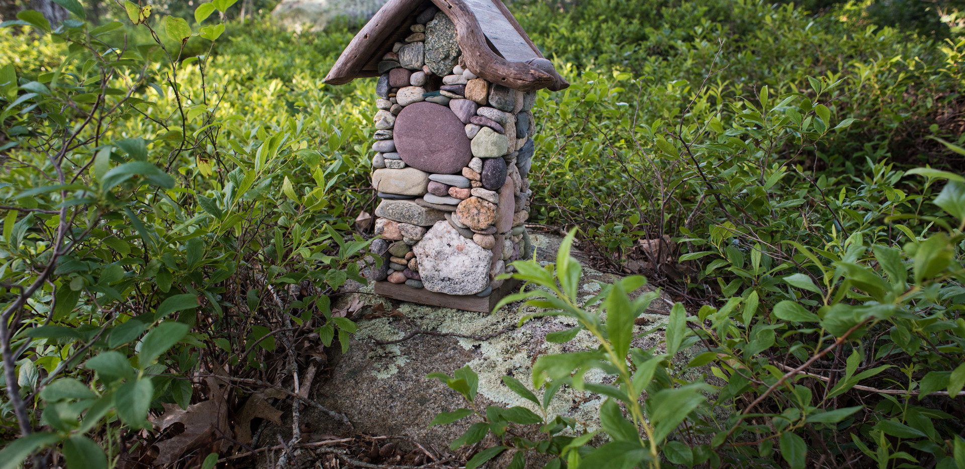 Stone Faerie House