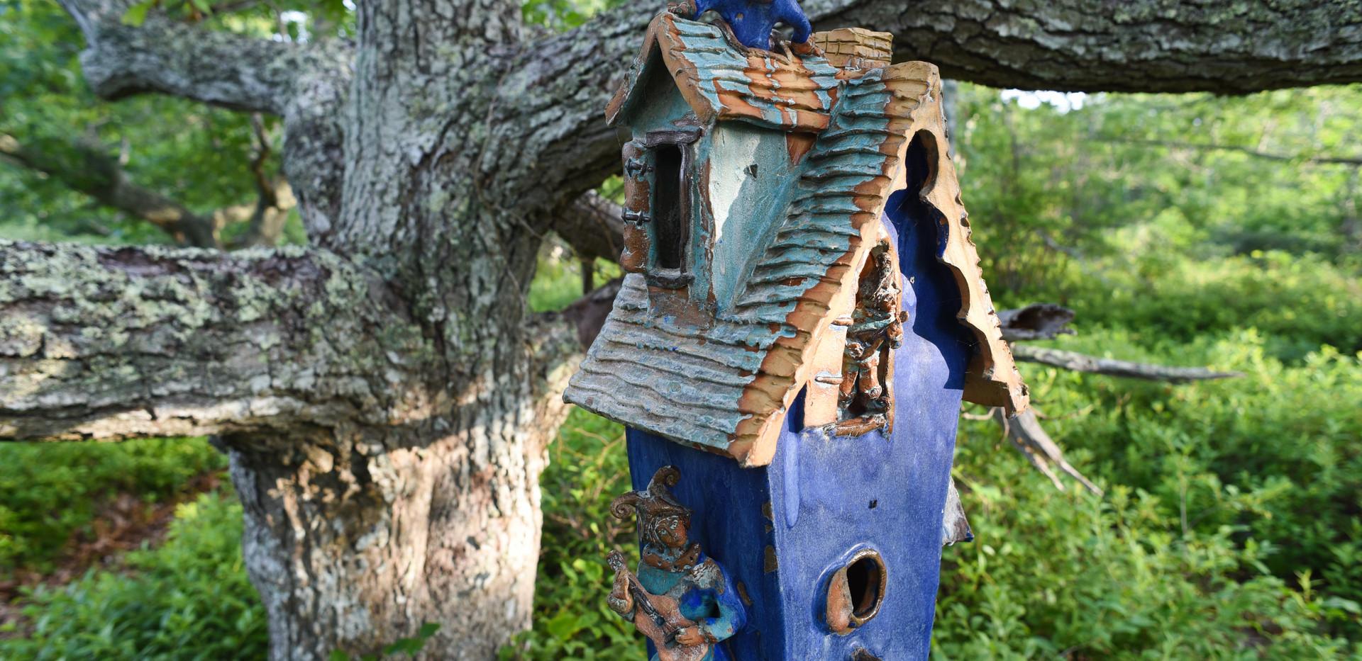 Musical Birdhouse