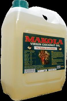 Makola Virgin Coconut Oil 4L Gallon